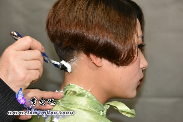 Pin On 16801 High Shaved/Close Clippered Napes
